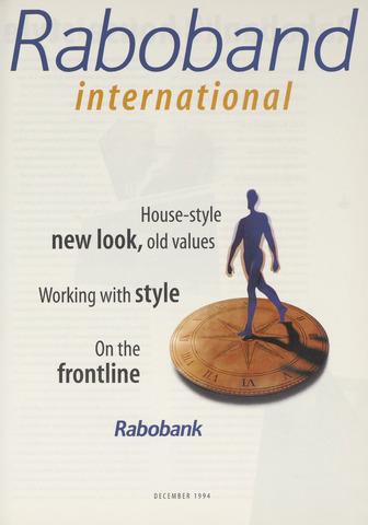 blad 'Raboband International' (EN) 1994-12-01