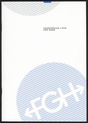 Jaarverslagen Friesch-Groningsche Hypotheekbank / FGH Bank 1990