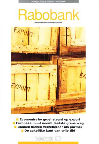 blad 'Rabobank' 1991-02-01