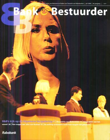 blad 'Bank & Bestuurder' 2000-07-01