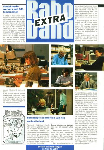 blad 'Raboband' 1989-12-19