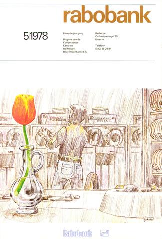 blad 'Rabobank' 1978-05-01