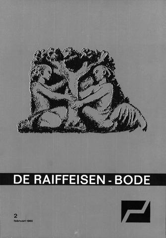 blad 'De Raiffeisen-bode' (CCRB) 1965-02-01