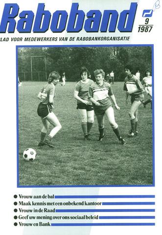 blad 'Raboband' 1987-07-01