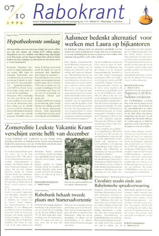 Rabokrant 1996-10-07