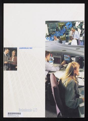 Jaarverslagen Rabobank 1992-12-31