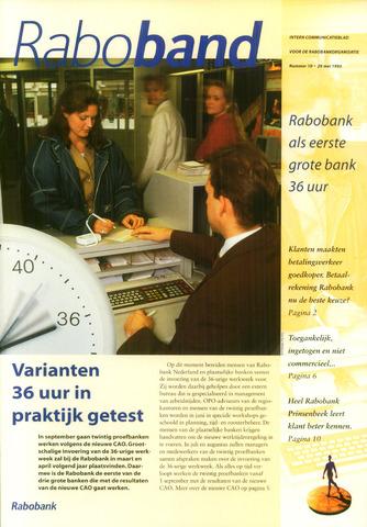 blad 'Raboband' 1995-05-29