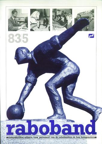blad 'Raboband' 1983-05-01