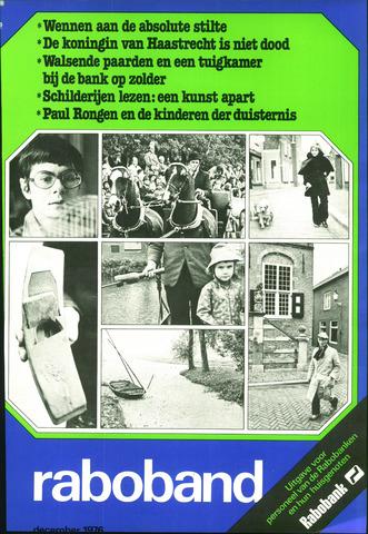 blad 'Raboband' 1976-12-01