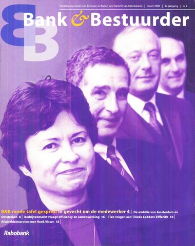 blad 'Bank & Bestuurder' 2000-03-01