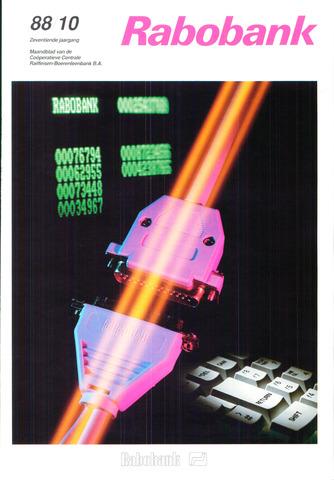 blad 'Rabobank' 1988-10-01