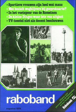 blad 'Raboband' 1979-08-01
