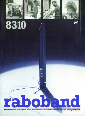 blad 'Raboband' 1983-10-01