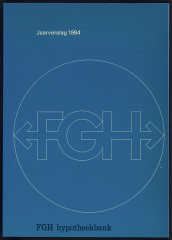 Annual Reports FGH Bank 1984