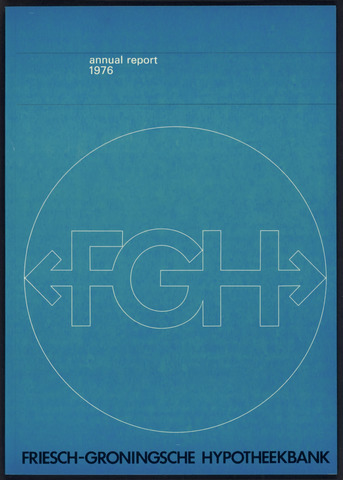 Annual Reports FGH Bank 1976