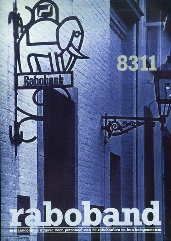 blad 'Raboband' 1983-11-01