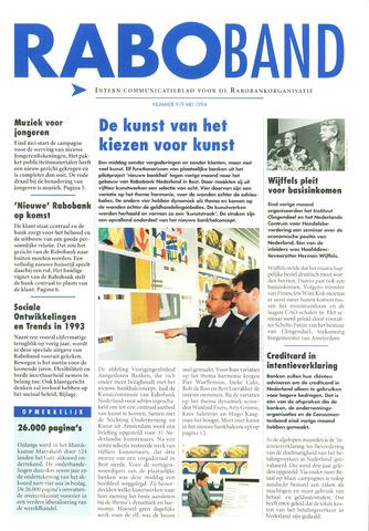 blad 'Raboband' 1994-05-09