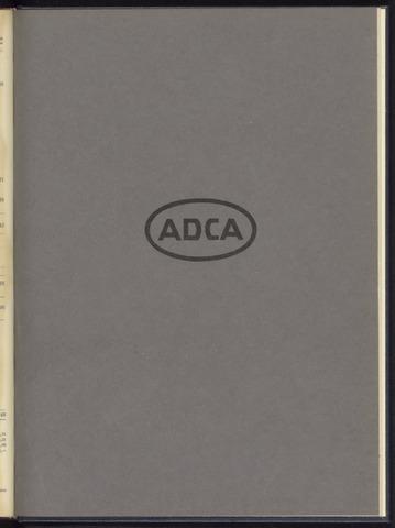 Geschäftsberichte Allgemeine Deutsche Credit-Anstalt / ADCA Bank 1944-01-01