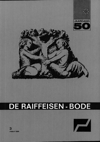 blad 'De Raiffeisen-bode' (CCRB) 1968-03-01