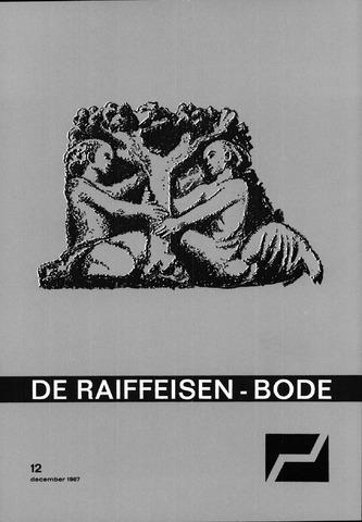 blad 'De Raiffeisen-bode' (CCRB) 1967-12-01