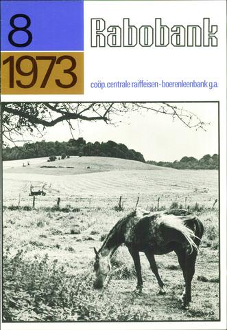 blad 'Rabobank' 1973-08-01