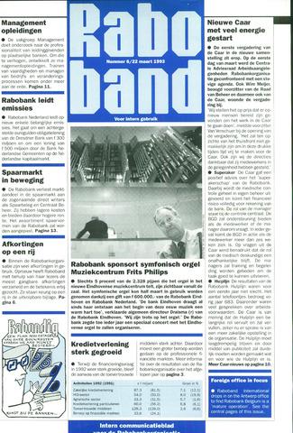 blad 'Raboband' 1993-03-22
