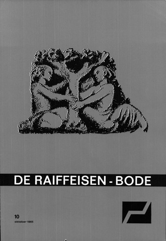 blad 'De Raiffeisen-bode' (CCRB) 1965-10-01