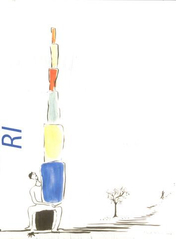 blad 'RI The Word / The Word' (EN) 2003