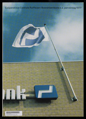 Jaarverslagen Rabobank 1977-12-31