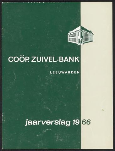 Jaarverslagen Friesland Bank 1966