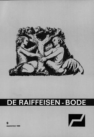 blad 'De Raiffeisen-bode' (CCRB) 1966-09-01