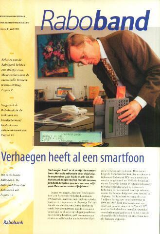 blad 'Raboband' 1996-04-01