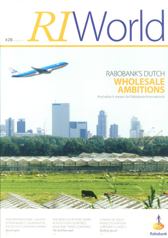 blad 'RI World' (EN) 2011-08-01