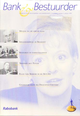 blad 'Bank & Bestuurder' 1999-01-01