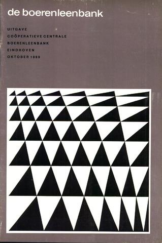 blad 'de boerenleenbank' (CCB) 1969-10-01