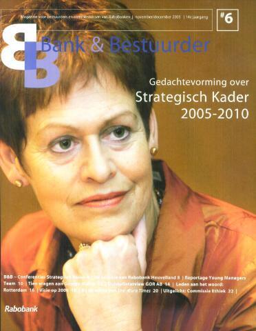 blad 'Bank & Bestuurder' 2005-11-01