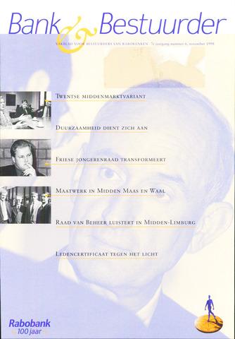 blad 'Bank & Bestuurder' 1998-11-01