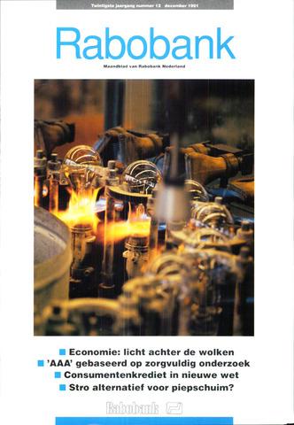 blad 'Rabobank' 1991-12-01