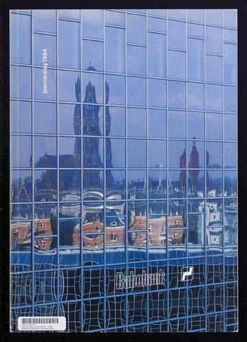 Jaarverslagen Rabobank 1984