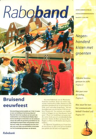 blad 'Raboband' 1995-05-08