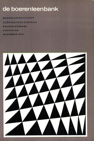 blad 'de boerenleenbank' (CCB) 1970-11-01