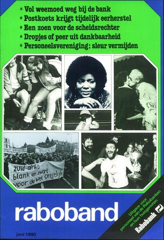 blad 'Raboband' 1980-06-01
