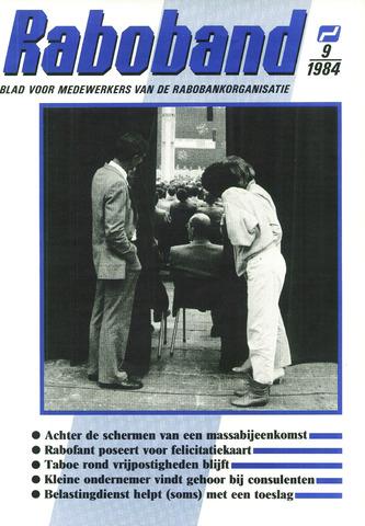 blad 'Raboband' 1984-07-04