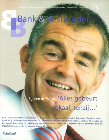 blad 'Bank & Bestuurder' 2006
