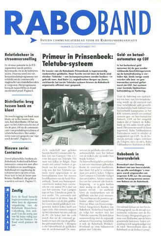 blad 'Raboband' 1993-11-15