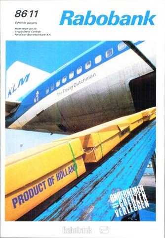 blad 'Rabobank' 1986-11-01