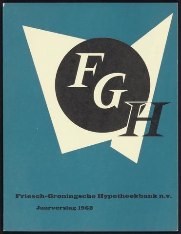 Jaarverslagen Friesch-Groningsche Hypotheekbank / FGH Bank 1963