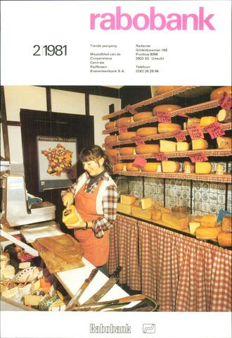 blad 'Rabobank' 1981-02-01