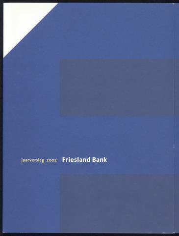 Jaarverslagen Friesland Bank 2002