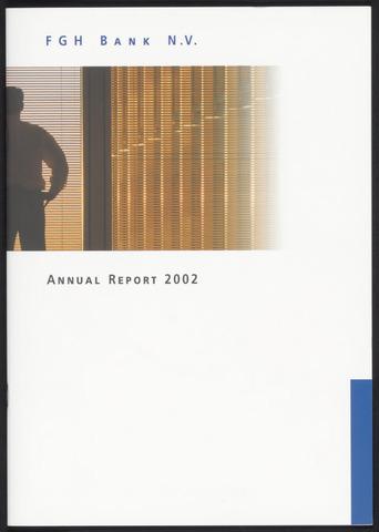 Jaarverslagen Friesch-Groningsche Hypotheekbank / FGH Bank 2002